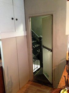 Door to Exit Stairs