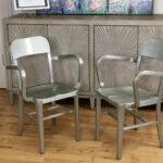 Contemporary Aluminum Chairs